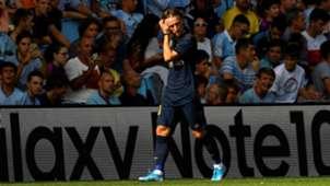 Modric é substituído em jogo do Real