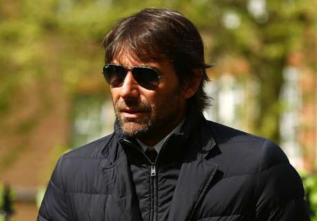 Conte confirms he will not take Real Madrid job