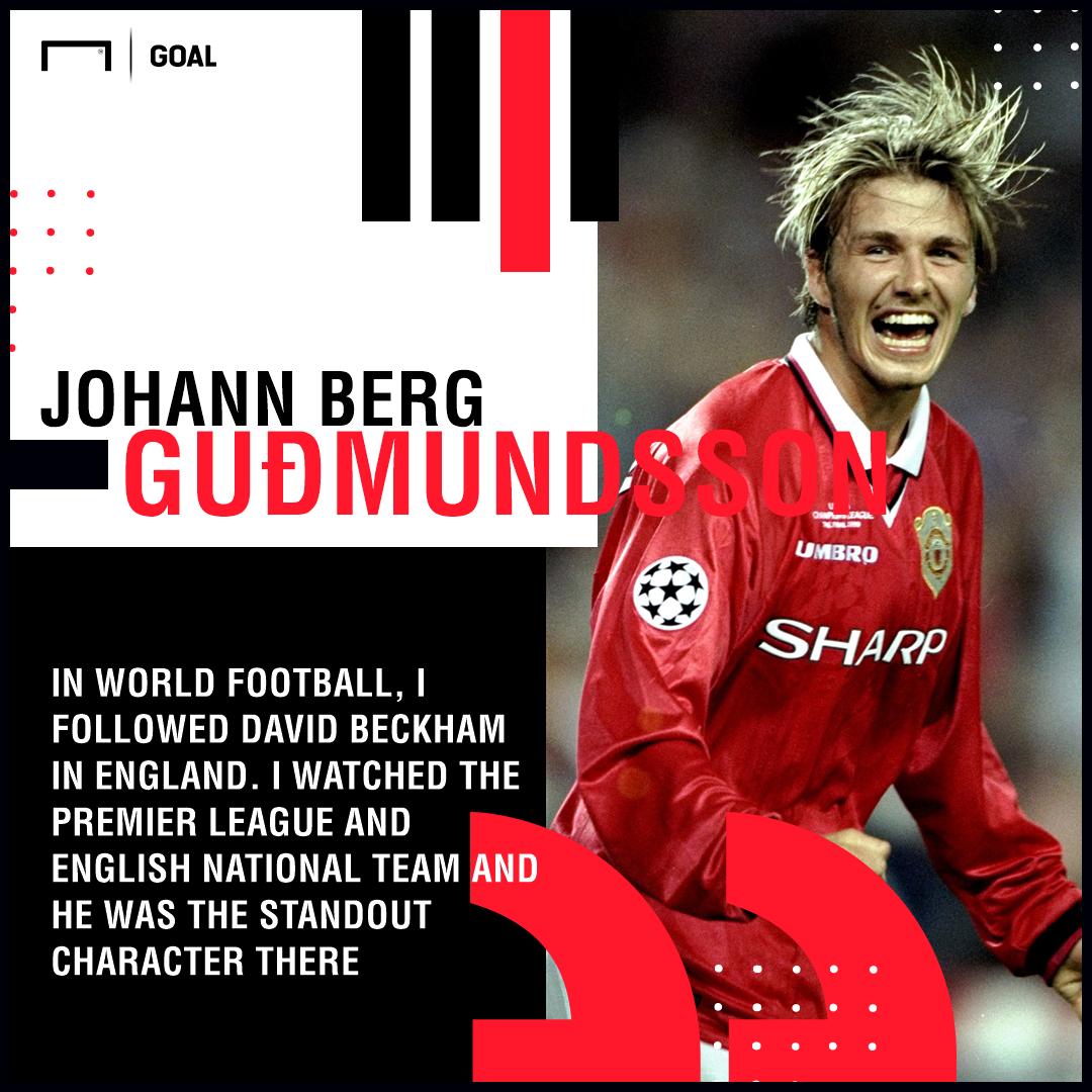 Johann Berg Gudmundsson GFX