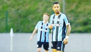 Luan Viana - Grêmio (Foto: Divulgação)