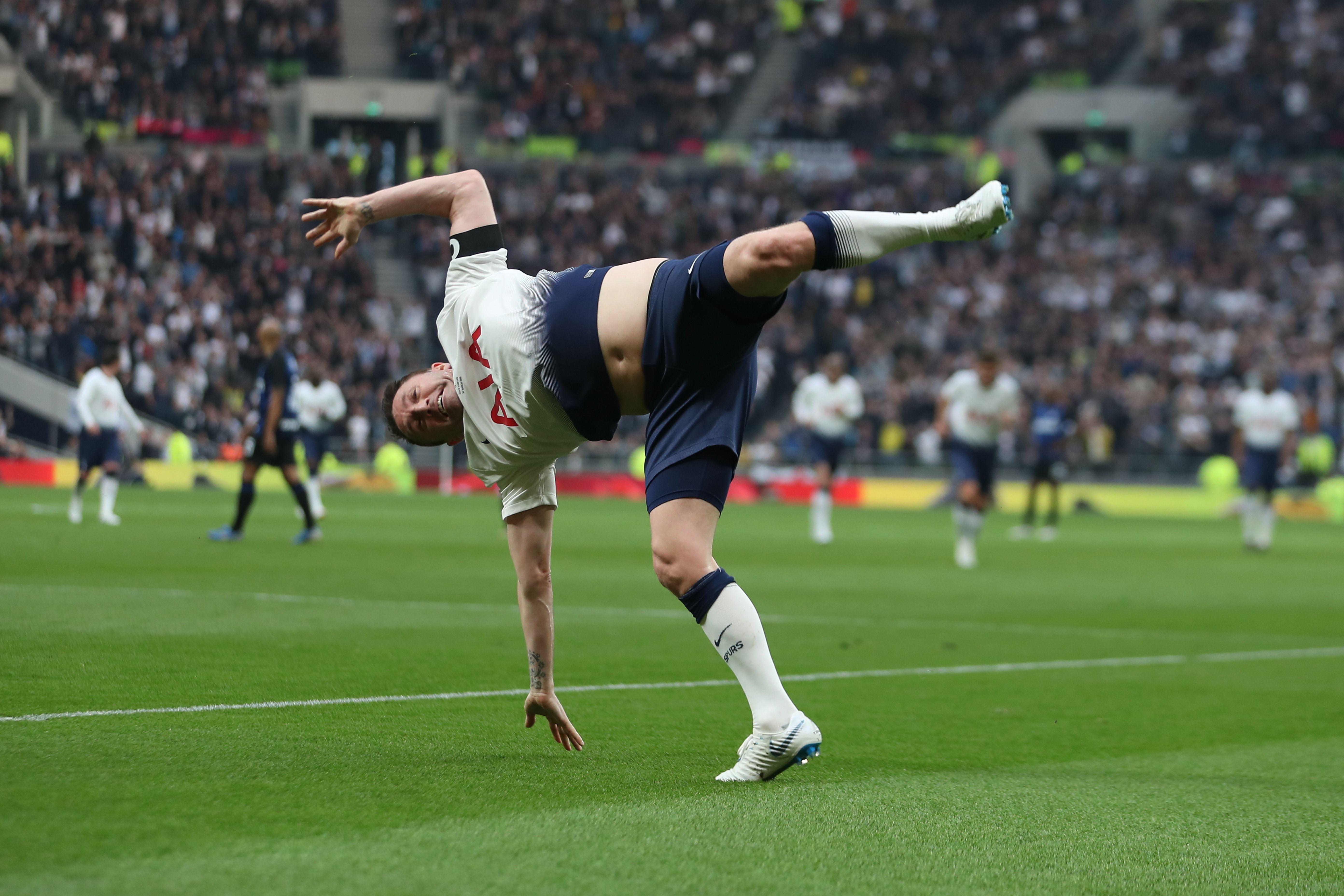 Robbie Keane - Tottenham Hotspur 2019