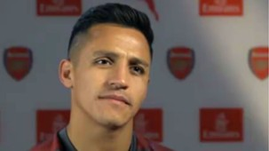 Alexis Sánchez interview 201017
