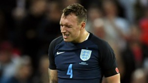 Phil Jones England 2017