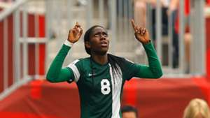 Asisat Oshoala Nigeria