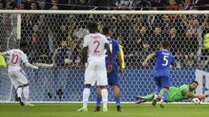Gianluigi Buffon Juventus Lyon