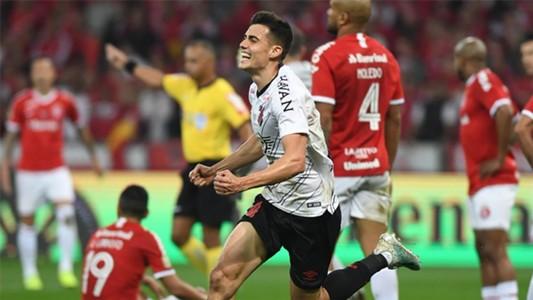 Leo Cittadini Internacional Athletico-PR Copa do Brasil 18092019
