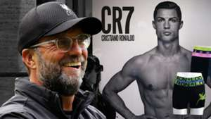 'I still have them!' - Klopp reveals origins of Ronaldo underpants