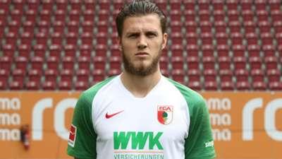 Jeffrey Gouweleeuw FC Augsburg 07312019