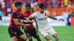 Lucas Paquetá Claudio Winck Gabriel Sport Recife Flamengo Brasileirão Série A 18112018