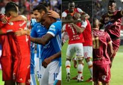 semifinales liga aguila 2017