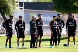 Selección chilena - Augusto Barrios