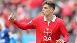 Kai Havertz Bayer Leverkusen 11052019
