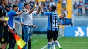 Pedro Rocha e Renato Gaúcho