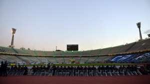 Cairo International Stadium in the Egypt