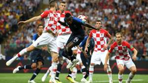 Ivan Perisic N'Golo Kante Croatia France 150718