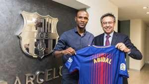 FC Barcelona Abidal