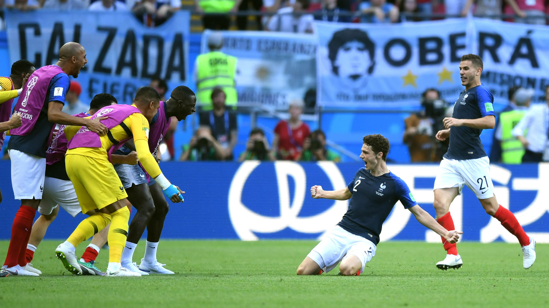 Pavard Argentina France Francia World Cup  2018 30062018