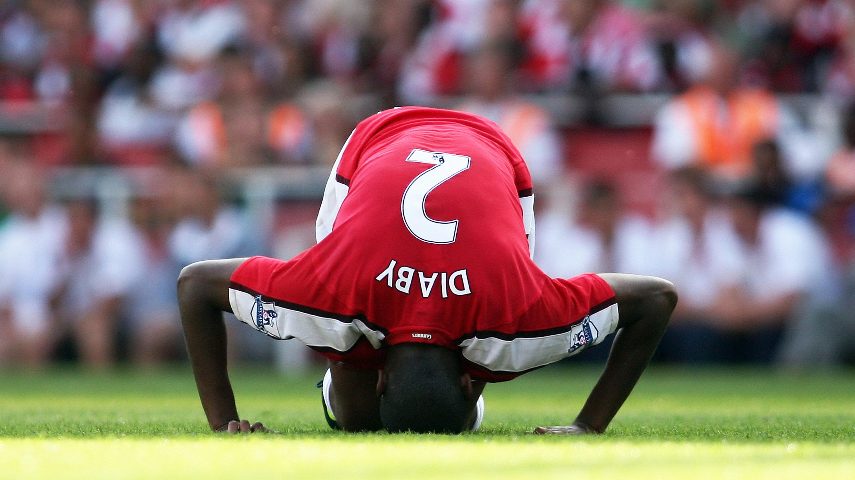Abou Diaby Arsenal Premier League