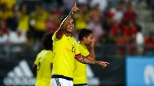 Edwin Cardona Spain Colombia Friendly 07062017