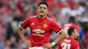 Alexis Sanchez Manchester United 19052018