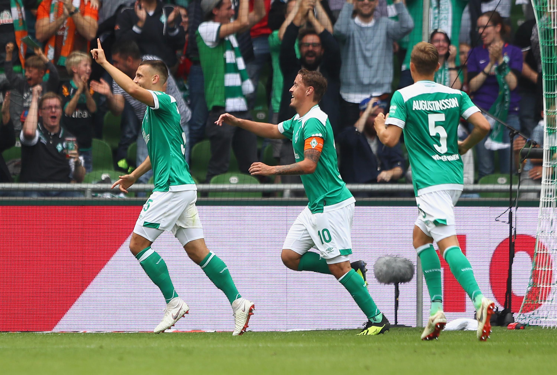Maximilian Eggestein Werder Bremen 1 FC Nurnberg 16092018