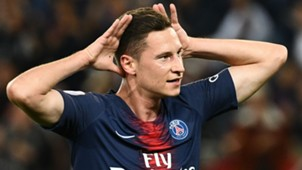 Julian Draxler Paris Saint-Germain PSG 2018-19