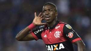 Vinicius Junior Emelec Flamengo 14032018 Copa Libertadores