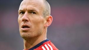 Arjen Robben FC Bayern München 27012018