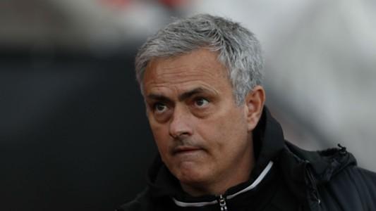 Jose Mourinho Manchester United Premier League 051717