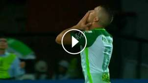 video uribe gol atletico nacional estudiantes