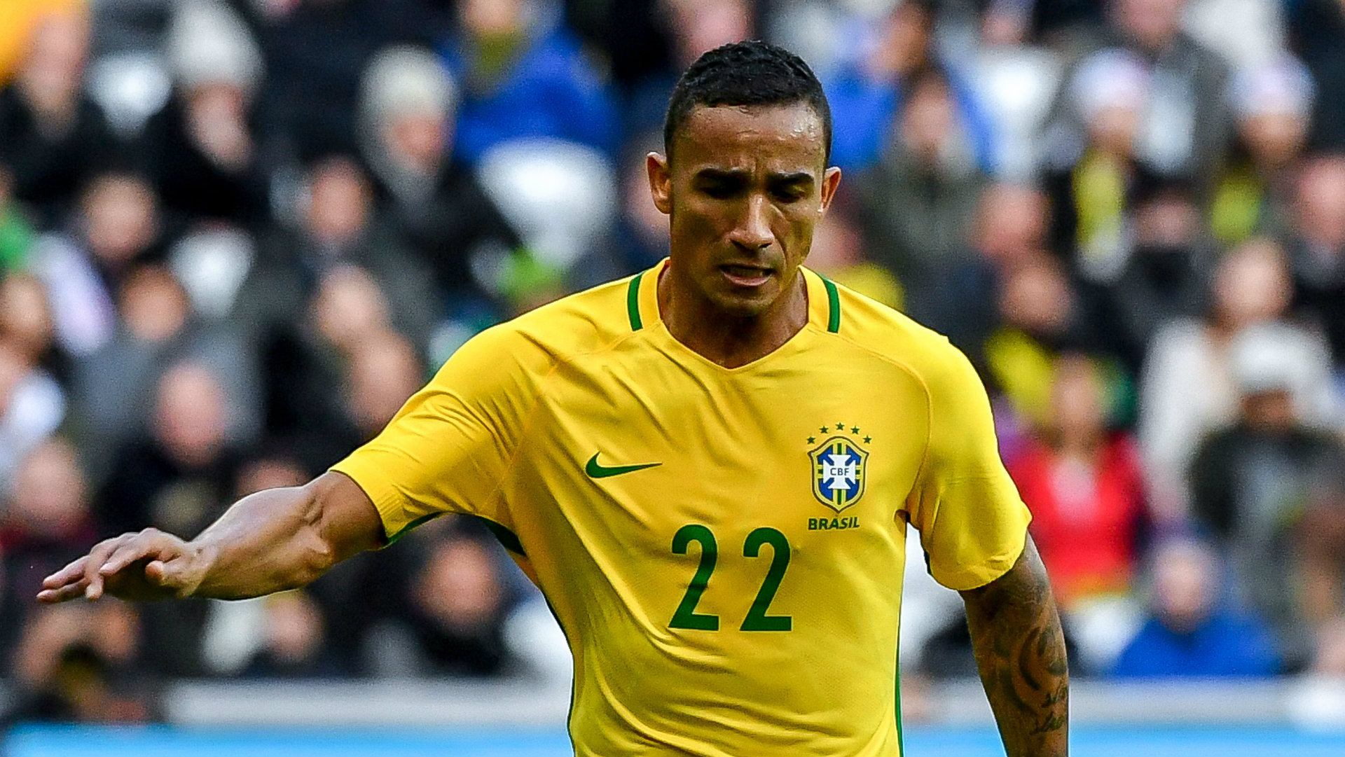 Danilo Brazil 2017-18