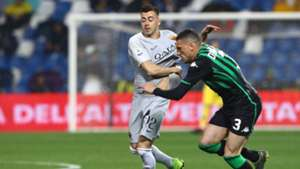 Stephan El Shaarawy Sassuolo Roma Serie A