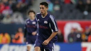 Clint Dempsey New England Revolution MLS 2005