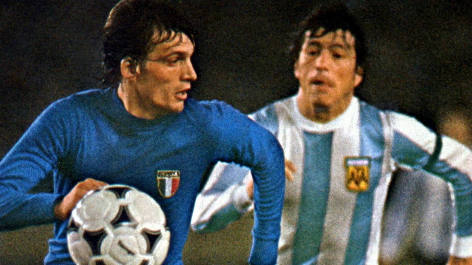 Antonio Cabrini Italia 1978