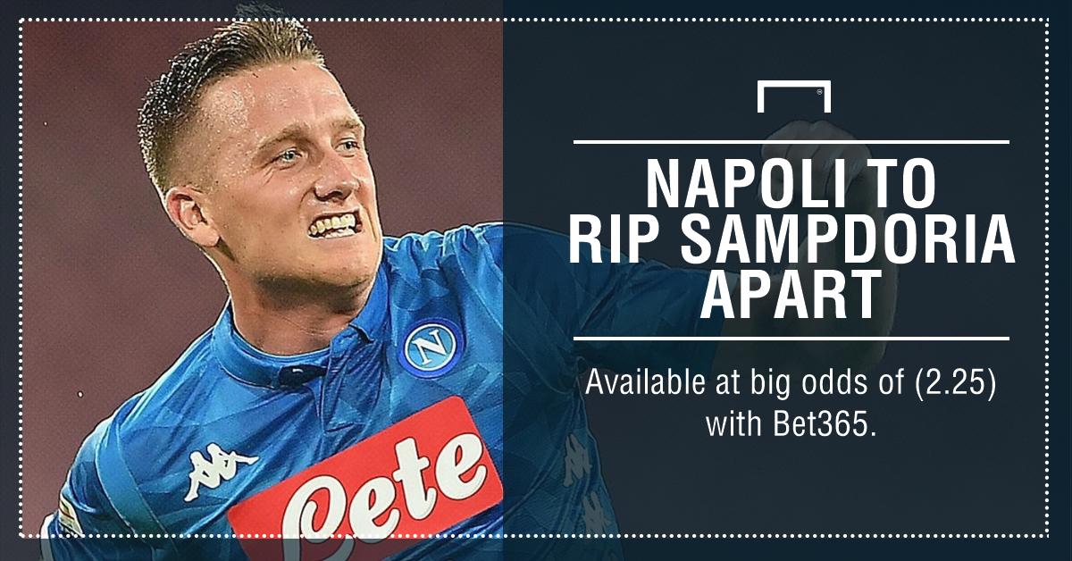 Napoli Sampdoria PS