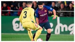 Luis Suarez Alvaro Villarreal Barcelona LaLiga