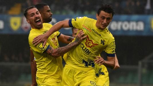 Roberto Inglese Chievo Verona Serie A 10222017