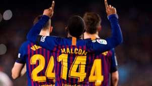 Malcom Barcelona Cultural Leonesa Copa del Rey 05122018