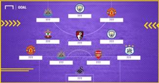 Premier League TOTW 5