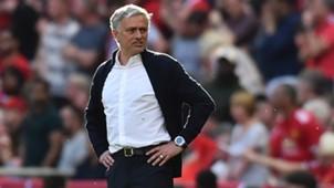 Jose Mourinho Manchester United vs Chelsea FA Cup