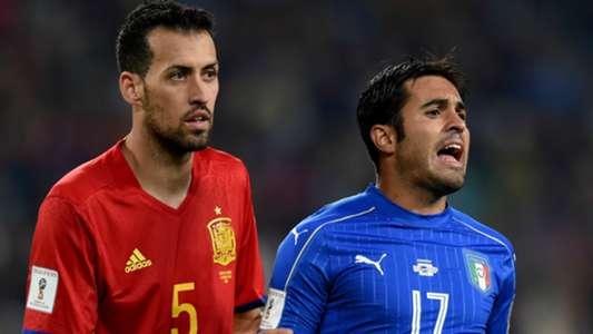 Eder Busquets Italy Spain