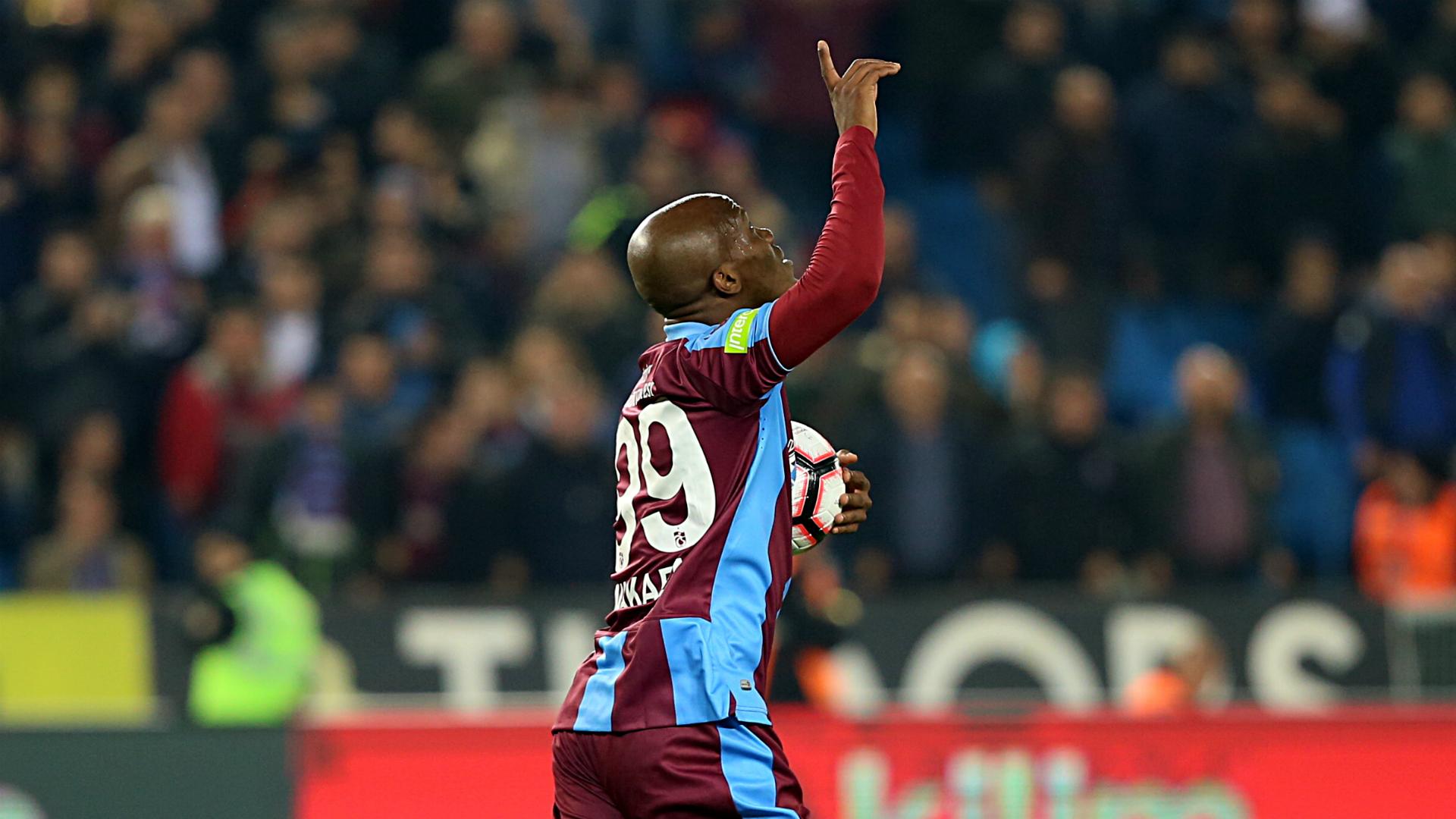 Trabzonspor Antalyaspor Anthony Nwakaeme 05042019