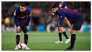 Messi Luis Suárez Barcelona Real Sociedad LaLiga
