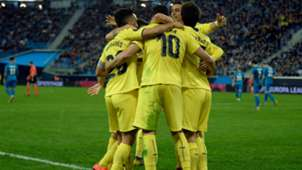 ZENIT VILLARREAL EUROPA LEAGUE