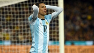 Angel Di Maria  Brasil Argentina Friendlies 09062017