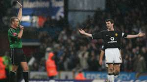 Marc Clattenburg Roy Keane 05032005