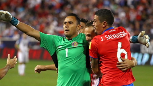 8ae26f5dafb USA upset shows why Keylor Navas is the biggest X-factor in CONCACAF