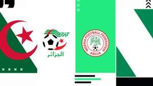 Algeria-Nigeria tv streaming
