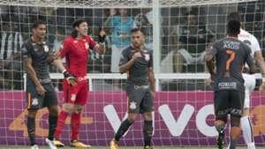 Pablo Cássio Santos Corinthians Brasileirão 10 09 2017