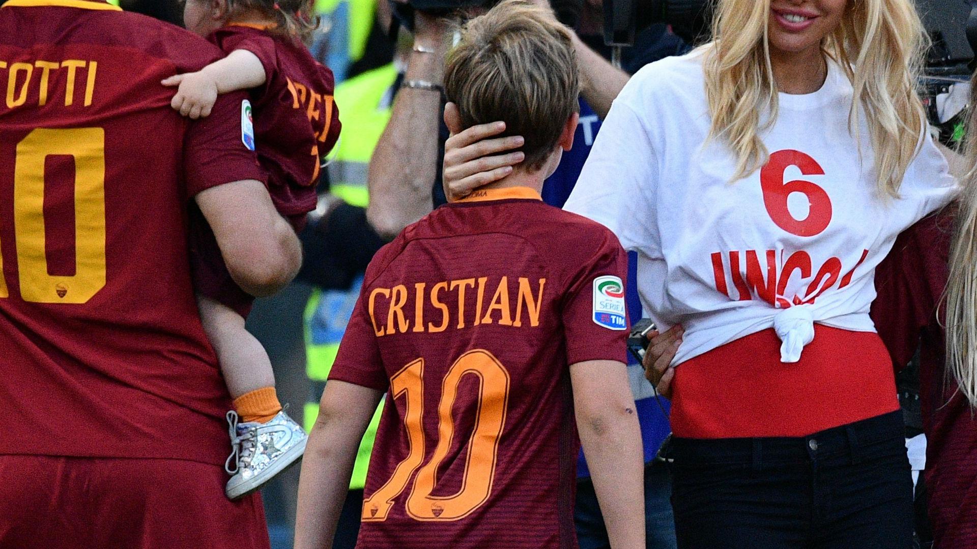 Fair-play e inglese,Totti jr da applausi